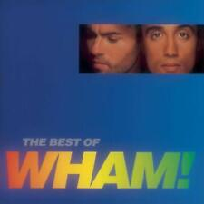 Wham! Best Of Cd New Sealed George Michael I'm Your Man/Freedom/Club Tropicana+