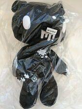 More details for uk chax gp gloomy bear plush super standard black white bloody 48cm japan new