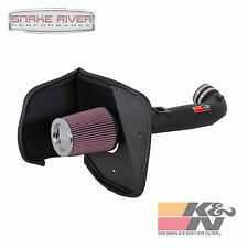 K&N PERFORMANCE AIRCHARGER COLD AIR INTAKE 2003-2004  TOYOTA TUNDRA 4.7L 63-1058