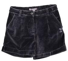 Repeto Marese Mauve Velour Winter Shorts Age 6 114cm GUC