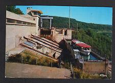 SAINT-LOUIS ARZVILLER (57) BATEAU VEDETTE , PASSAGE du CANAL de la MARNE au RHIN