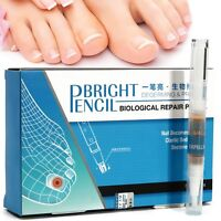 3ml Biological Nail Repair Pencil Solution Anti Fongique Infection Nail Bright