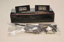 Original Audi Zubehör LED-Kennzeichen Upgrade-Set 8K0052110 A4, A5, Q5,