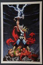 Thor Michael Turner Aspen Art Print