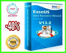EaseUS Data Recovery Wizard v13.2 🔥 Full License ✅ Lifetime Activation