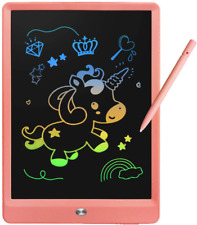 10 Inch Colorful LCD Writing Tablet Drawing Doodle Board for Kids