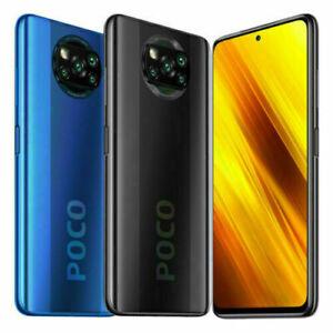 POCO X3 6+128G NFC Smartphone 5160mAh 6,67 Zoll Handy Globale Version