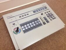 Panasonic Video System Mixer Controller Data Multiplex Cameras