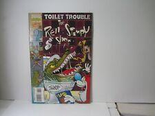 "1996 Marvel - The Ren & Stimpy show #38 ""Toilet Trouble"""