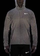 Nike Flash ciudad Reflectante 3M que ejecuta Chaqueta para hombre Talla XL fcrb GYAKUSOU NSW Raro