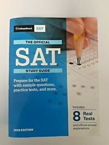 Official SAT Study Guide, 2020 Edition, The