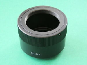 T2 Lens Mount Adapter ring T2/NEX for Sony E Mount a7, a7R, a7S, a7 II, a7R II