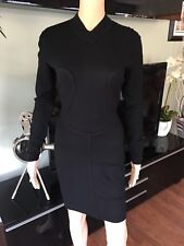 Azzedine Alaia Vintage Sexy Fitted  Dress Size L