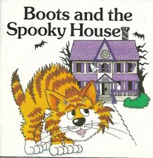 Boots and the Spooky House by Sara James 1993 paperback
