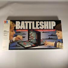 Milton Bradley Battleship Game 1990