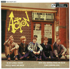 The Action in My Lonely Room CD Unreleased Tracks New/ Mod Beat