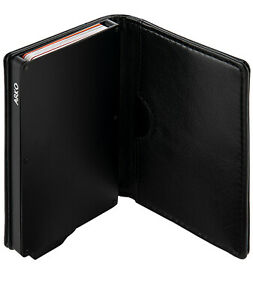 RFID Wallet For Men Slim Aluminium Card Wallet Holds Up To 8 Cards Card Ejector