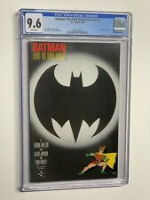 Batman The Dark Knight Returns 3 CGC 9.6 WP 1986 Dc Comics B 007