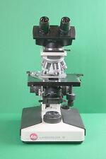 Leitz Laborluxe S Microscope, Loaded!