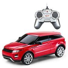 Rastar 1:numéro 24 Rolls Royce Rouge Range Rover Evoque Télécommande Voiture