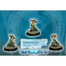Infinity: Mercenaries Valerya Gromoz (Hacker) CVB 280706