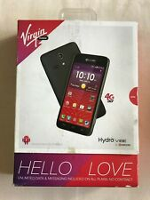 "VirginMobile Kyocera Hydro Vibe 4.5"" HD touchscreen 1.2 GHz processor NEW Sealed"