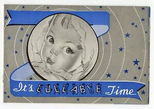 1940's LULLABYE Time Children's Bedroom Furniture Catalog, Cradles, Cribs, Toys