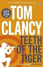The Teeth of the Tiger by Tom Clancy (Paperback, 2013)