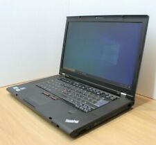 Lenovo Thinkpad T510 Win 10 Laptop Intel Core i7 1st Gen 2.67GHz 6GB 256GB SSD