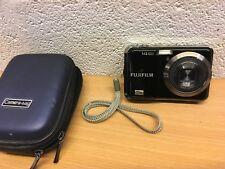 """Fujifilm FinePix ax250 Digitalkamera 14mp 5 x optischer Zoom 2.7"""" und Case"""