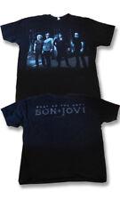 "BON JOVI - 2010 ""WHAT DO YOU GOT?"" CONCERT TOUR T-SHIRT / SIZE MEDIUM"