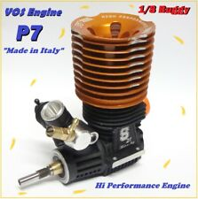 "ENGINE Motore 3.5cc .21 VOS P7 ""Made In Italy""  7 Luci for 1/8 Buggy Losi Mugen"