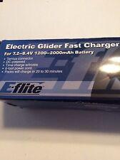 E-flite Electric Glider Fast Charger For 7.2-8.4v 1200-2000mah EFLC2002