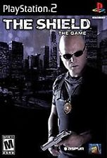 Shield: The Game (Sony PlayStation 2, 2007) -Complete