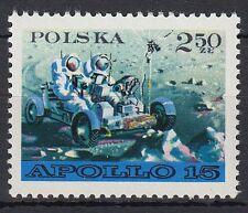 Polen Poland 1971 ** Mi.2123 Weltraum Space Mondauto Lunar Rover [st0032]