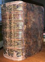 1663 & 1664, 2 Vol., BLAEU, CORPORIS IURIS CIVILIS, LAW, LEGAL, ANTIQUE LEATHER