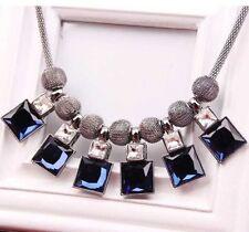 Crystal Princess Alloy Beauty Costume Necklaces & Pendants