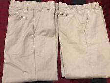 Lot Of 2 Excellent Boys Khaki Pants 10
