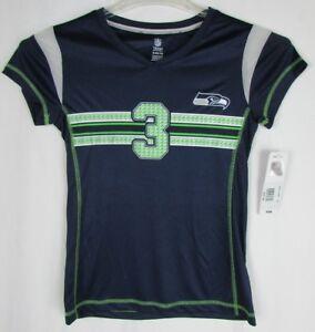 Seattle Seahawks #3 'Russel Wilson' NFL Youth T-Shirt