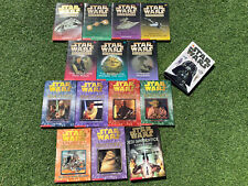 More details for star wars episode 1 adventures game books + 1-7 missions scholastic + data file
