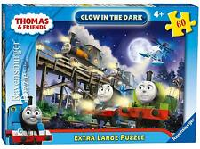 THOMAS & FRIENDS GLOW IN THE DARK EXTRA LARGE PUZZLE 60PC