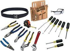 Klein Tools 80118 Journeyman Electrician 18 Piece Tool Set