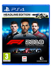 Formula 1 / F1 2018 Headline Edition for Ps4 PlayStation 4 Only Twice