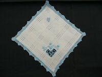 12 serviettes à cocktail