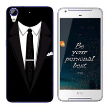 Soft TPU Silicone Case For HTC Desire 628 Protective Back Covers Skins Music