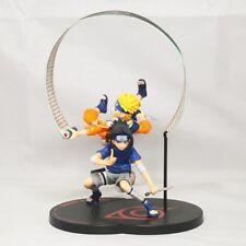 Uzumaki Naruto & Sasuke Anime Manga Figuren H:15cm PVC Neu