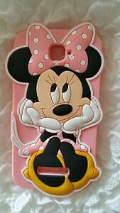 Is- Phonecaseonline Cover Minnie Pink For Alcatel Pop C7