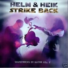 HELM & HEIK strike back soundtracks on guitar vol 2 CD NEU