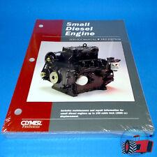 Workshop Manual Small Diesel Engine Deutz Isuzu Kubota Lister Mitsubishi Perkins