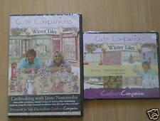 CUTE COMPANIONS Winter Tales DVD + CD Rom JAYNE NESTORENKO Sara Davies MJA1285